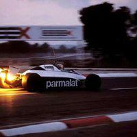 Piquet az új BMW turbómotort teszteli