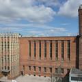 A Radnóti Gimnázium épülete