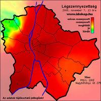 Miért nincsen Budapesten szmogriadó?