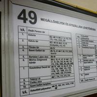 A 49-es villamos