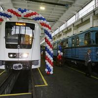 Megjött az új metrókocsi