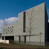 Krüll-Ung irodaház Óbudán