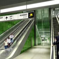 Gyorshír: Bush a 4-es metrón! :)
