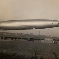 80 éve járt Csepelen a Zeppelin