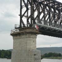 Felújítják az északi összekötő vasúti hidat