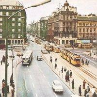50 éve szakadt le az Astoria aluljáró mennyezete