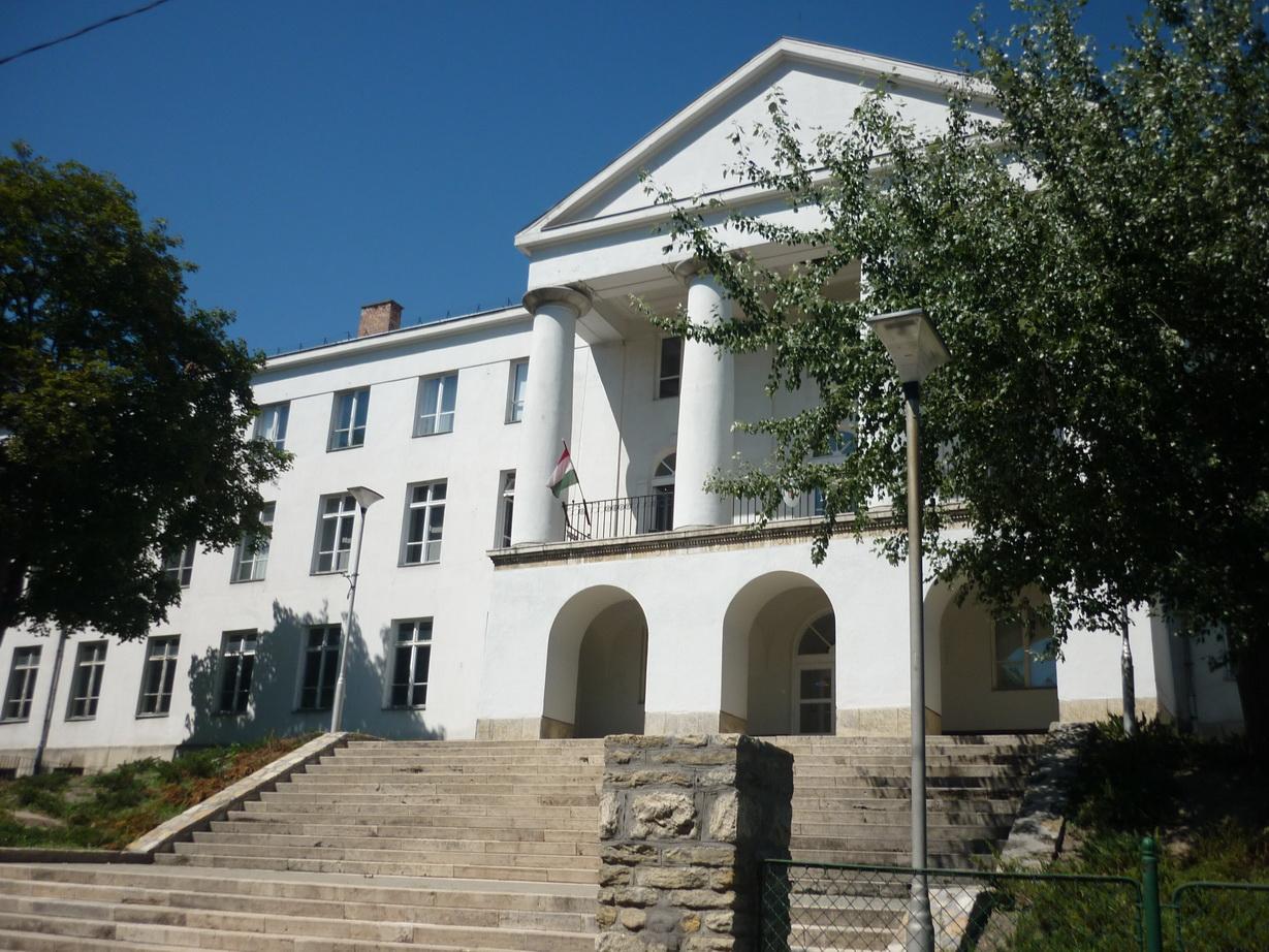 A MOME régi főépülete (Master) 2012-ben (fotó: Papp Géza, Fővárosi Blog)
