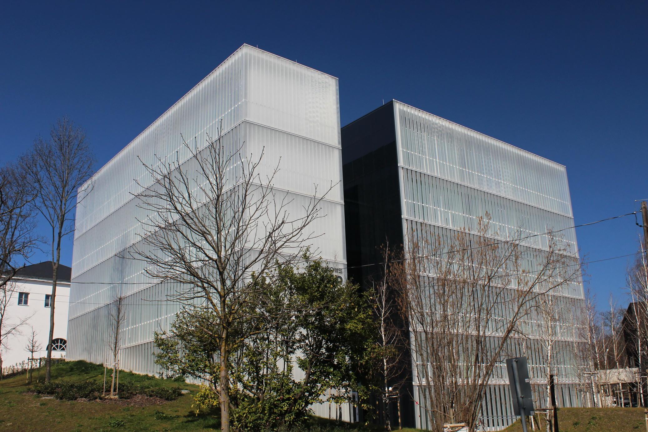 A MOME Up épülete, 2020 (fotó: Papp Géza, Fővárosi Blog)