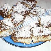 Egyszerű kókuszos süti