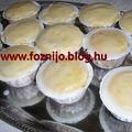 Citromos-joghurtos muffin