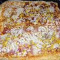 Süssünk pizzát!