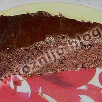 Kakaós bögrés süti