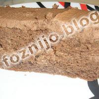 Kakaós-gesztenyés torta