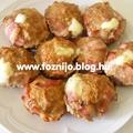 Illatos- fűszeres húsgombócok