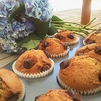 Csokis - kávés muffin