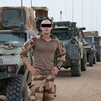 129. - Mali: egy hadművelet képei