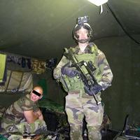 58. - Századparancsnok váltás és egy hét a FOB-ban