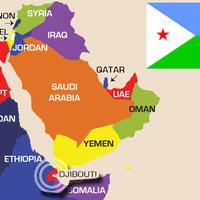 55. - Djibouti helyett áthelyezés a 3. századba