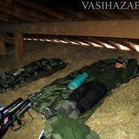 41. - Hegyivadász gyakorlat a svájci határnál