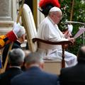 """Ferenc pápa: Ne az """"igazság merev őreire"""", hanem a felszabadító Jézus hirdetőire hallgassunk!"""