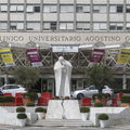 Túl van az operáción Ferenc pápa