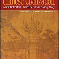 :TOP: Chinese Civilization: A Sourcebook, 2nd Ed. genome Fechas Schedule portero thond Share Transito