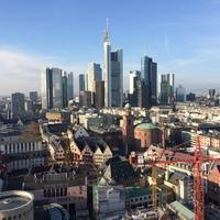 Frankfurt, karácsonyi séta, képek