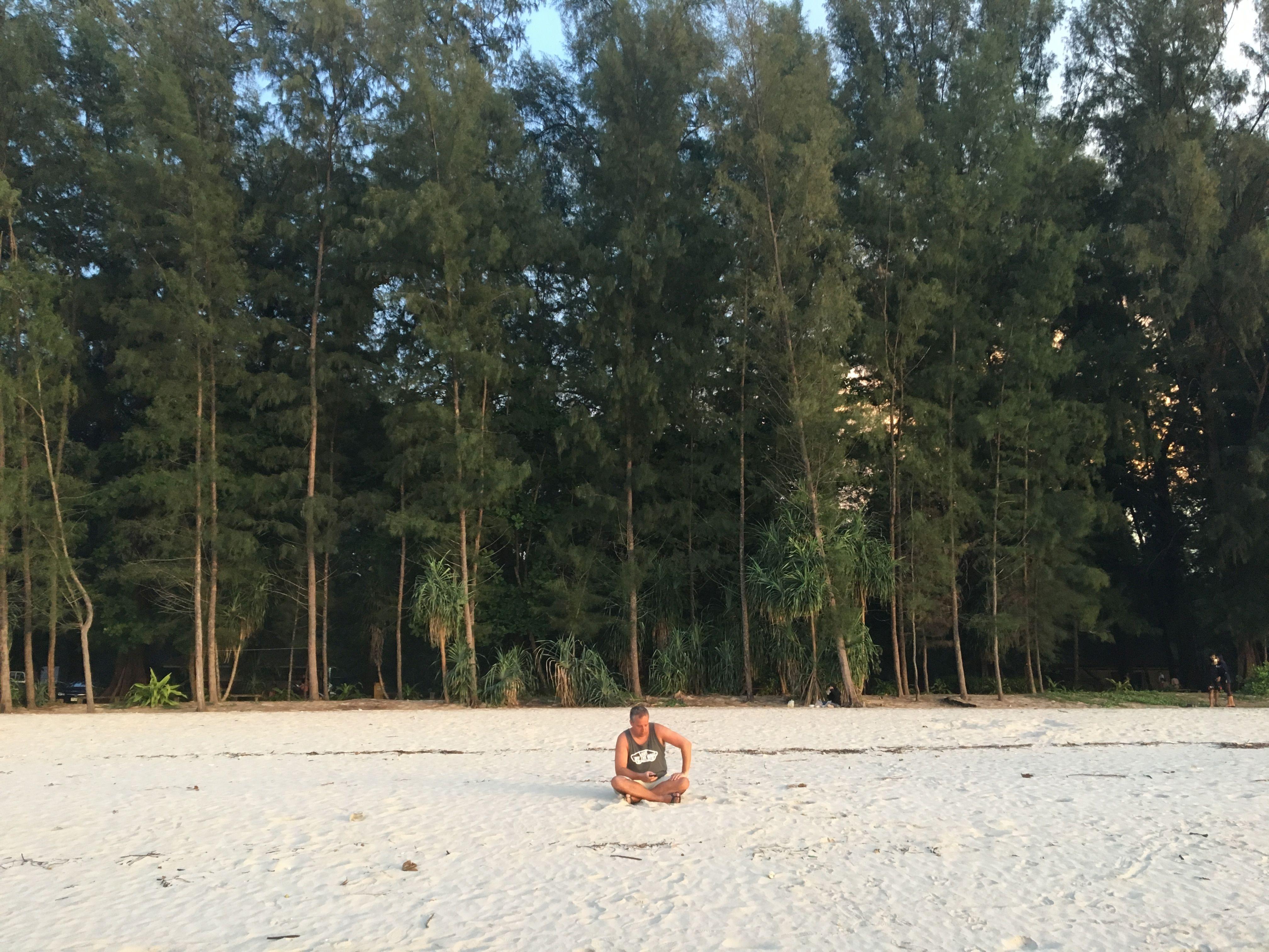 A férjem és a természet. Sirinat Nemzeti Park