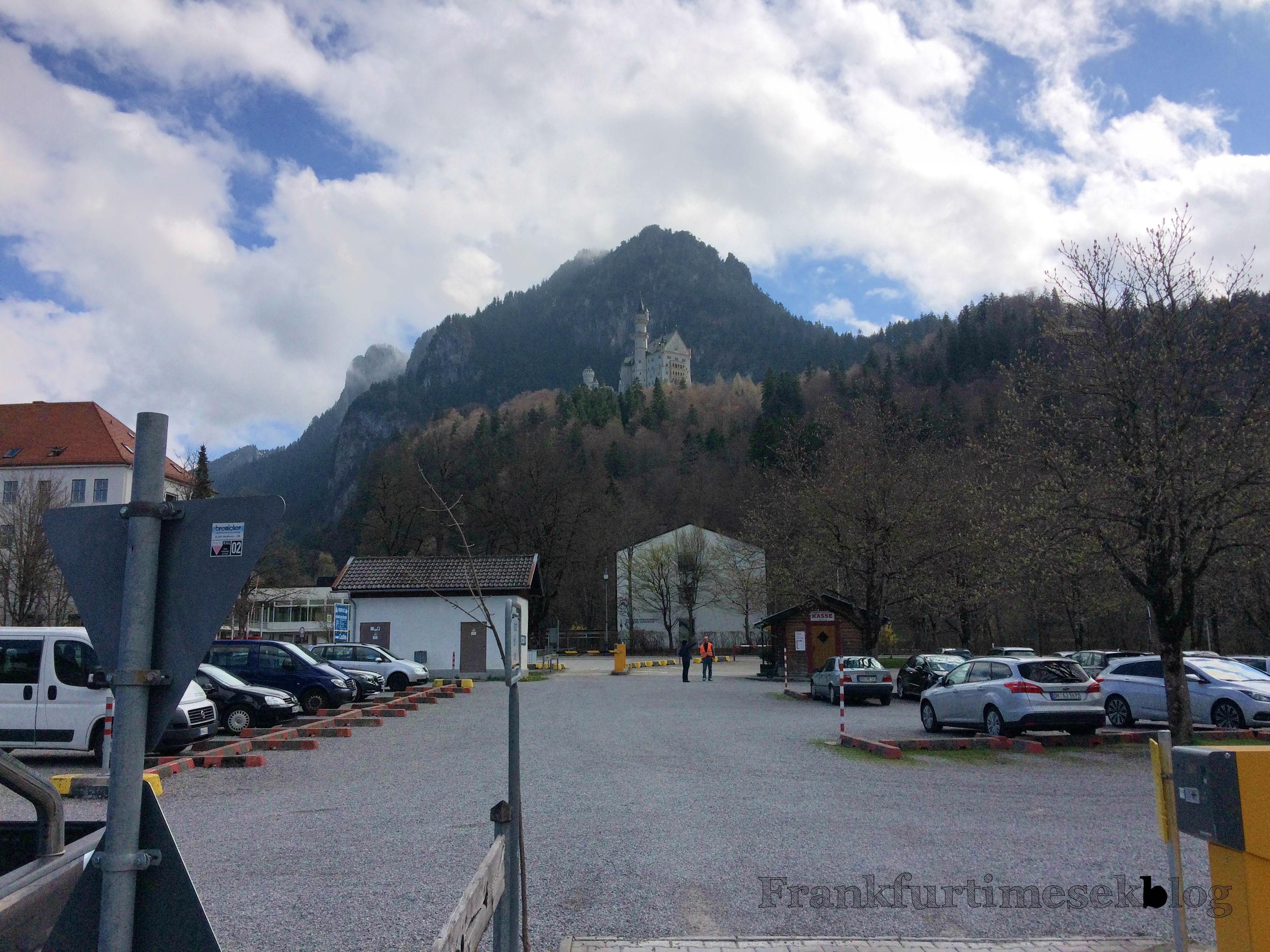 Neuschwanstein kastély
