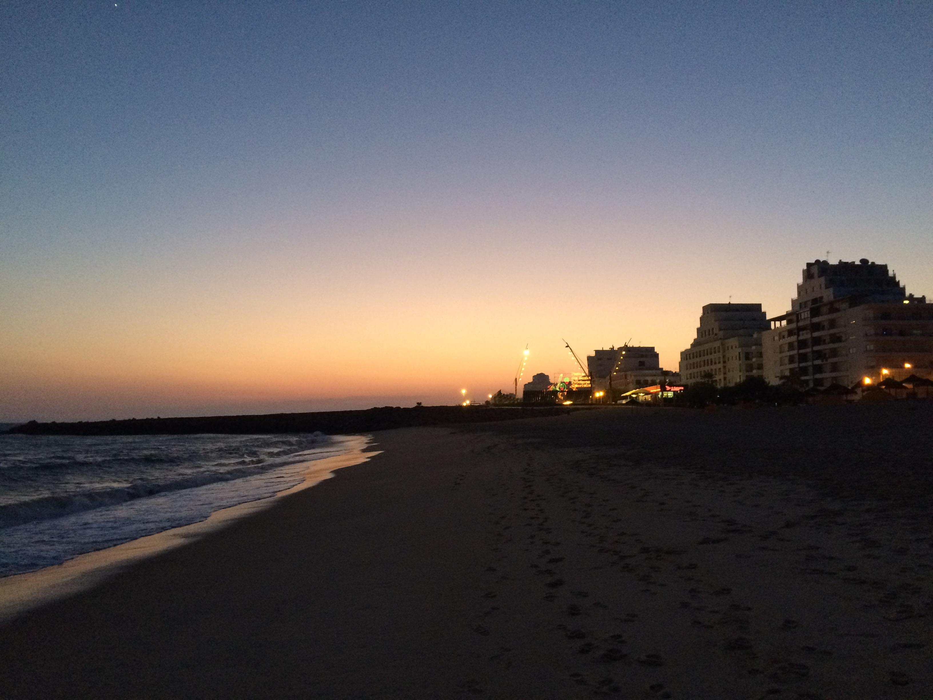 Quarteira tengerpart este
