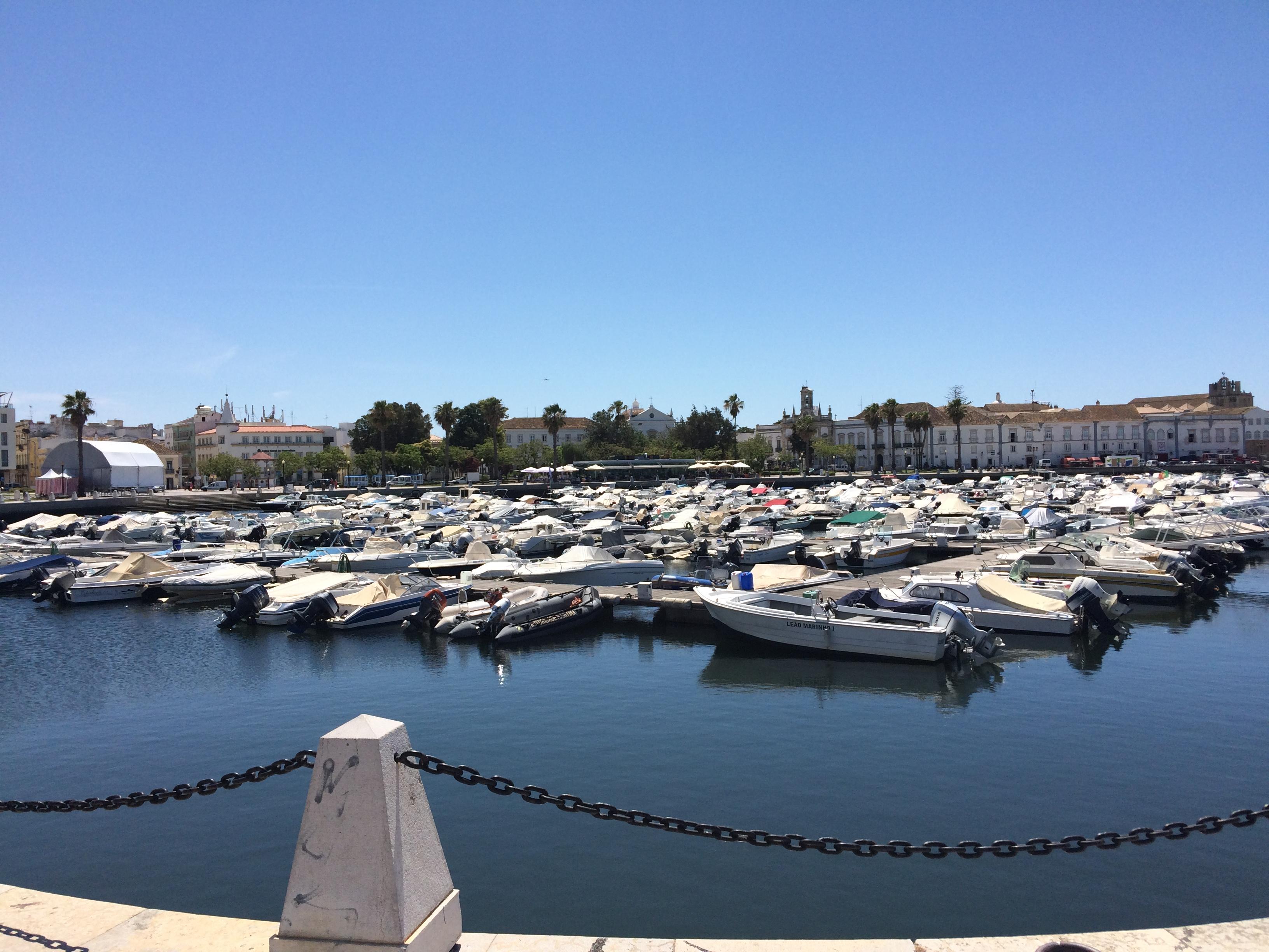 Faro kikötő