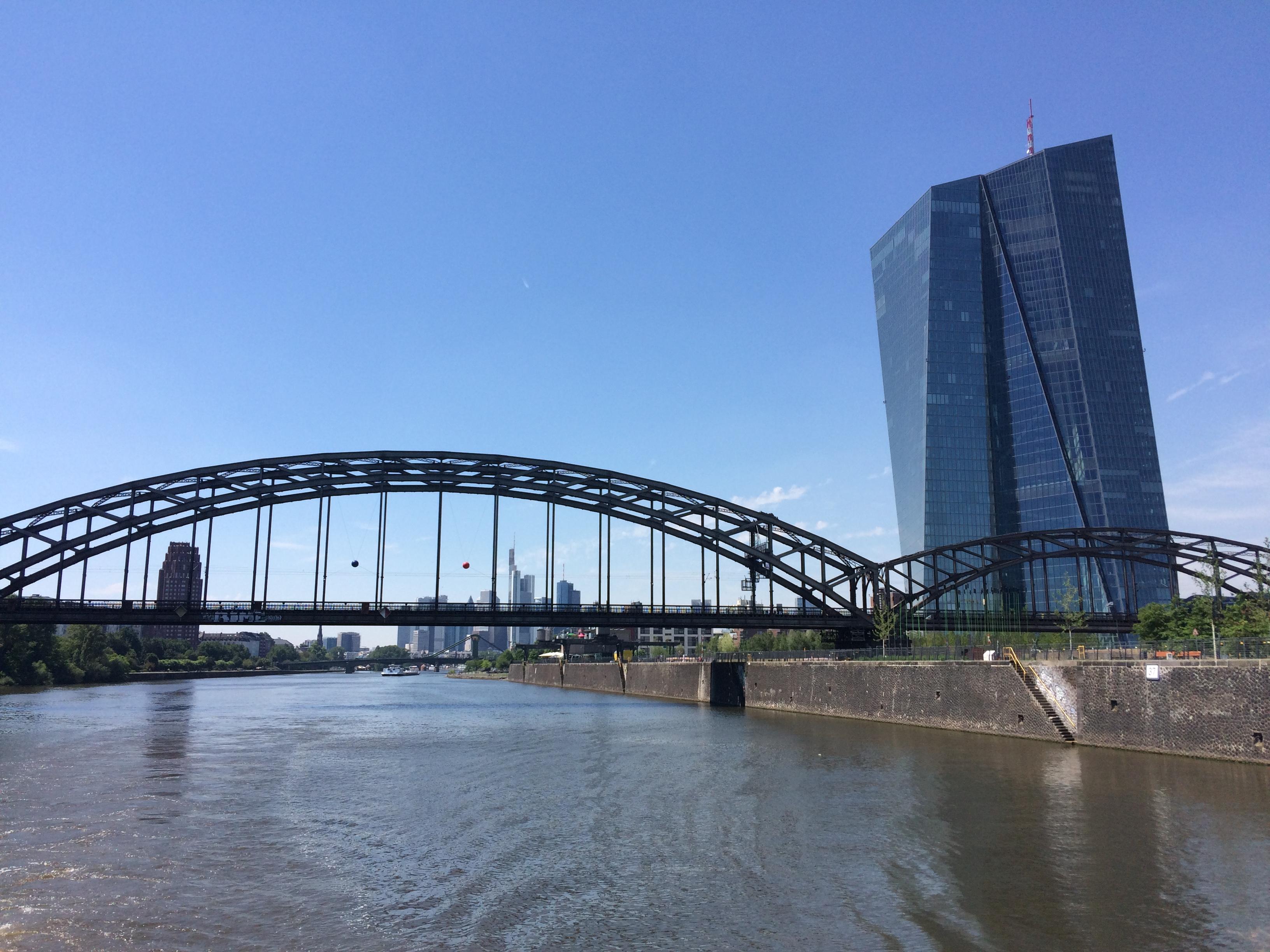 EKB új épülete