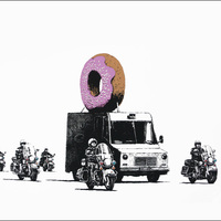 Banksy - Donuts