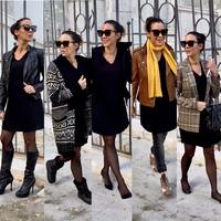 Hogyan viseld öt különböző stílusban a klasszikus