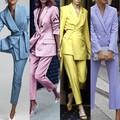 Így viseld a klasszikus, multifunkcionális nadrágkosztümöt idén nyáron