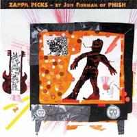 Fishman's Zappa Picks - a fülszöveg