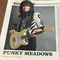 Punky Meadows - (a Guitar interjúja, 2017 augusztus)