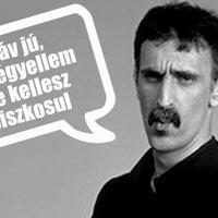 Geszti új zenekara: Svájci Frank Zappa