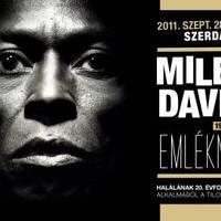 Miles Davis emléknap a Tiloson - ef Zámbóval