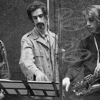 1968 február: fotók az Uncle Meat felvételeiről