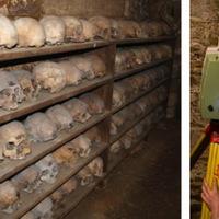 Virtuálisvalóság-modell egy középkori csontkriptáról