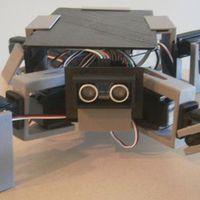 Nyomtass négylábú robotot!