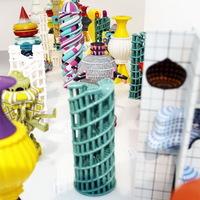 Nyomtatott kerámiák a Design Múzeum kiállításán