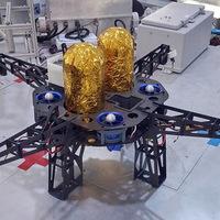 Űrdrónokat nyomtat a NASA
