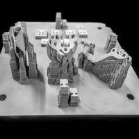Gyorsabb lesz a 3D fémnyomtatás