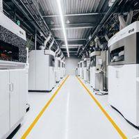 Egyre több ipari 3D nyomtatót értékesítenek