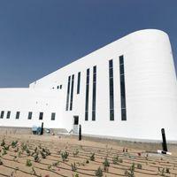 Dubaiban elkészült a világ legnagyobb kétszintes nyomtatott épülete