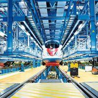 3D nyomtatással segíti az orosz vasutakat a Siemens