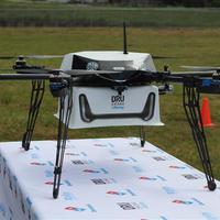 Nyomtatott drón szállítja Új-Zélandon a pizzát
