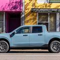 Saját nyomatokkal bővíthetjük a Ford 2022-es Maverickjét